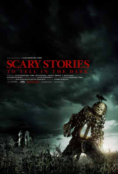 Film Bioskop Tayang Agustus 2019 - Scary Stories to Tell in the Dark