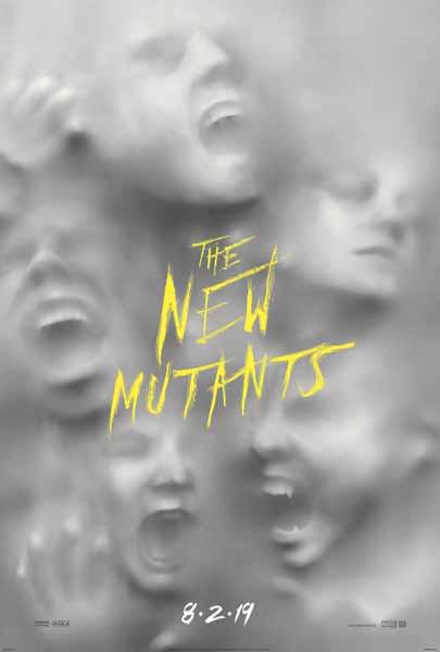 Film Bioskop Tayang Agustus 2019 - The New Mutants