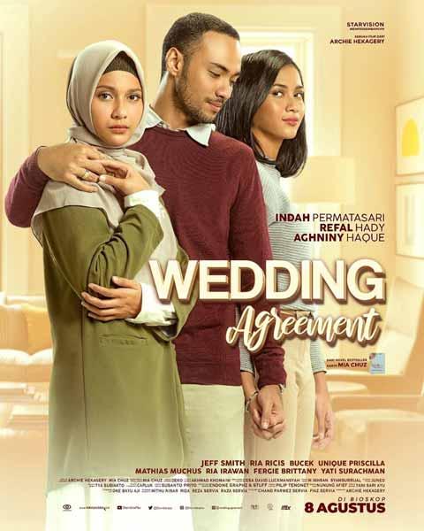 Film Bioskop Tayang Agustus 2019 - Wedding Agreement