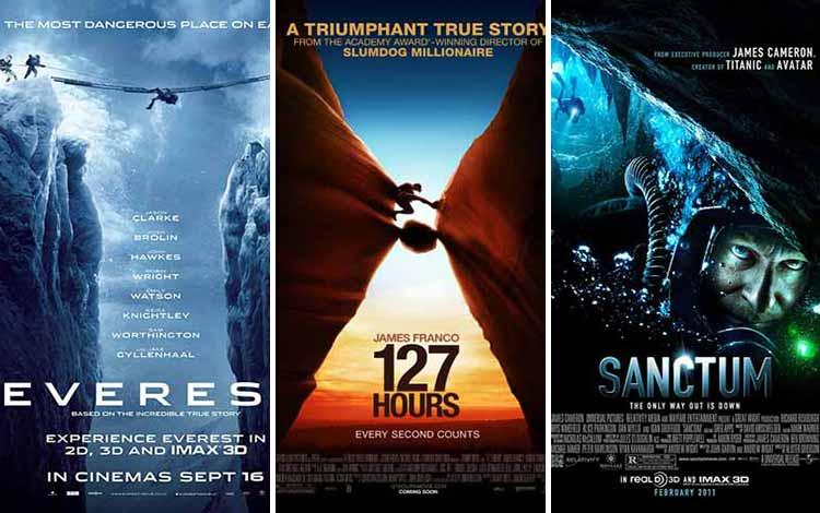 Daftar Film Petualangan Terbaik Yang Harus Kamu Tonton