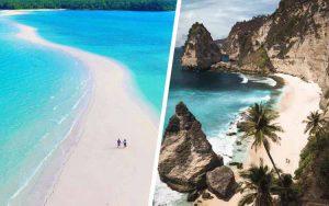 Daftar Pantai Terindah Di Indonesia