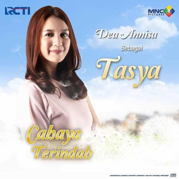 Daftar Pemain Sinetron Cahaya Terindah RCTI Terlengkap - Dea Annisa sebagai Tasya