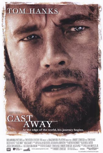 Film Petualangan Terbaik - Cast Away (2000)