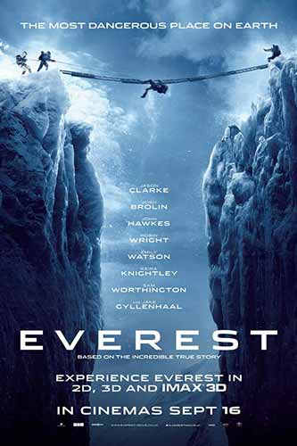 Film Petualangan Terbaik - Everest (2015)