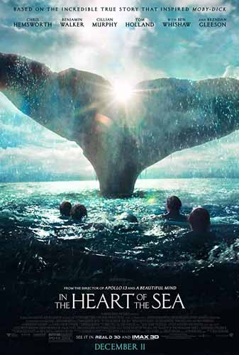 Film Petualangan Terbaik - In The Heart of The Sea (2015)