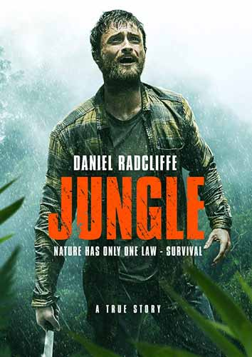 Film Petualangan Terbaik - Jungle (2017)