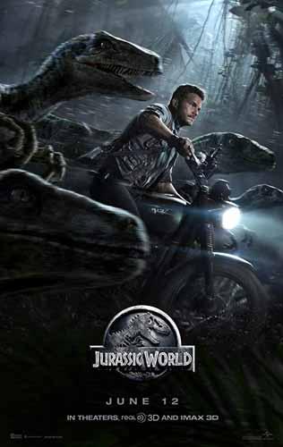 Film Petualangan Terbaik - Jurassic World (2015)