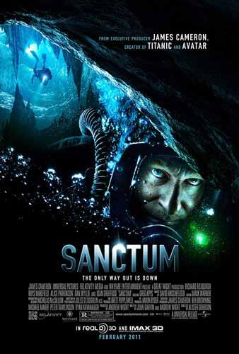 Film Petualangan Terbaik - Sanctum (2011)