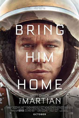 Film Petualangan Terbaik - The Martian (2015)