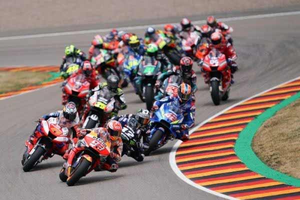 Hasil Lengkap MotoGP Jerman 2019