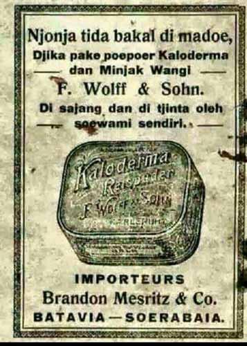 Iklan Jadul Kocak - Bedak Kaloderma