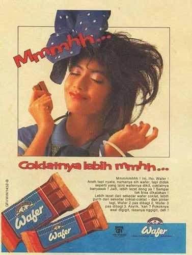 Iklan Jadul Kocak - Coklat