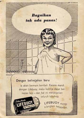 Iklan Jadul Kocak - Lifeboy