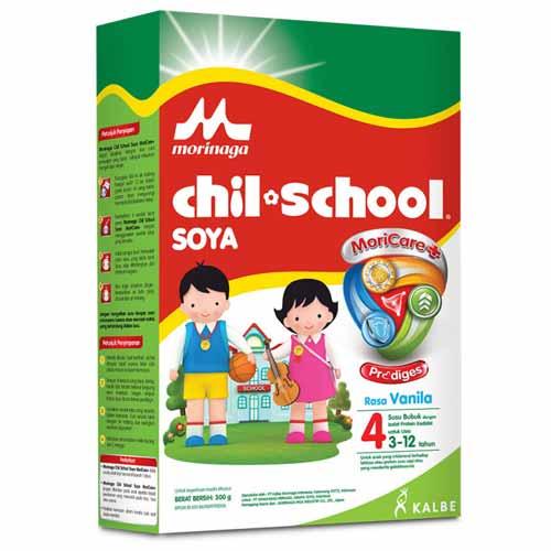 Merk Susu Yang Bagus Untuk Perkembangan Otak Anak - Morinaga Chil School Soya MoriCare+ Prodiges