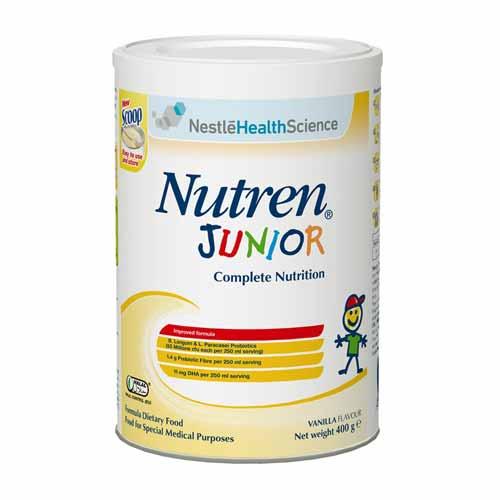 Merk Susu Yang Bagus Untuk Perkembangan Otak Anak - Nutren® Junior