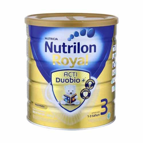Merk Susu Yang Bagus Untuk Perkembangan Otak Anak - Nutrilon Royal 3 Actiduobio+