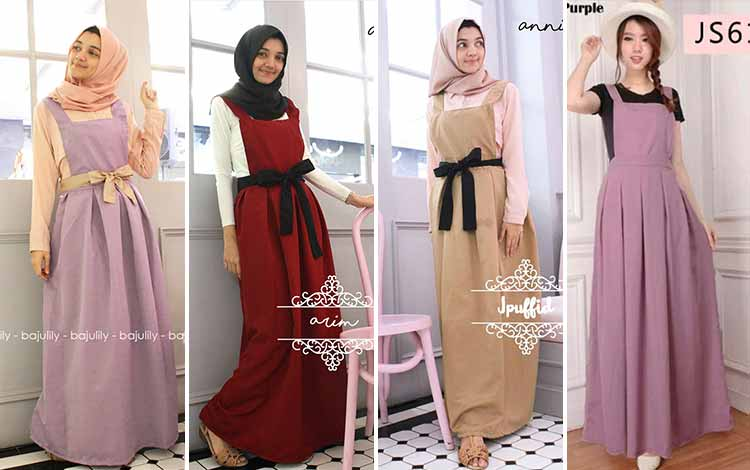 Style Hijab Casual Chic