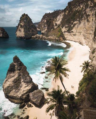 Pantai Terindah Di Indonesia - Pantai Diamond
