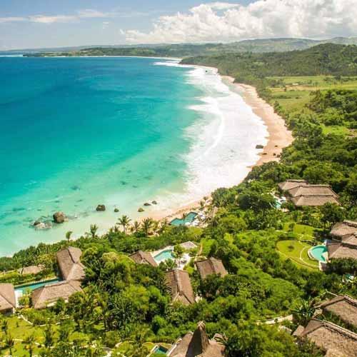 Pantai Terindah Di Indonesia - Pantai Nihiwatu