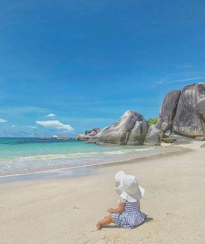 Pantai Terindah Di Indonesia - Pantai Tanjung Tinggi