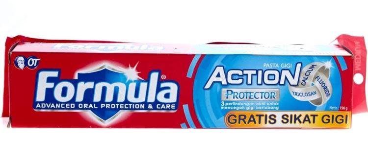 Pasta Gigi Yang Bagus Untuk Menghilangkan Karang Gigi - Formula