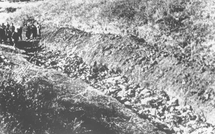 Pembunuhan Massal Terbesar Sepanjang Sejarah - Babi Yar