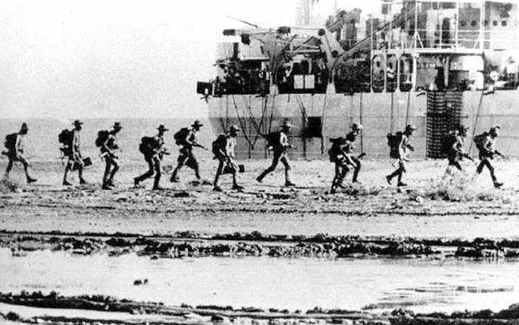 Pembunuhan Massal Terbesar Sepanjang Sejarah - Invasi Indonesia atas Timor Timur