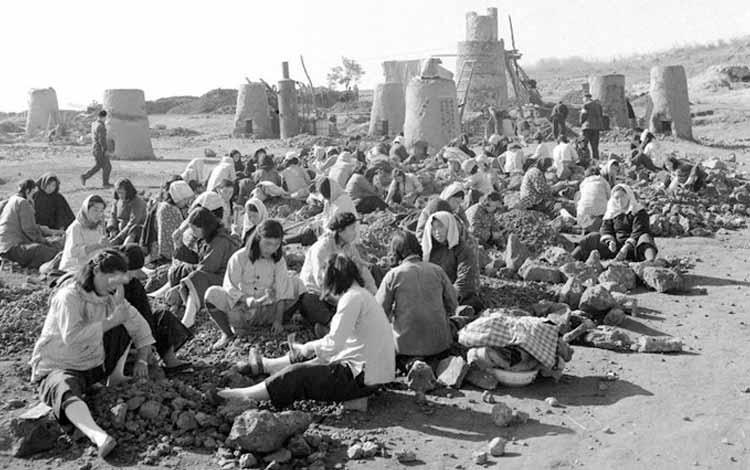 Pembunuhan Massal Terbesar Sepanjang Sejarah - Pembantaian Great Leap Forward