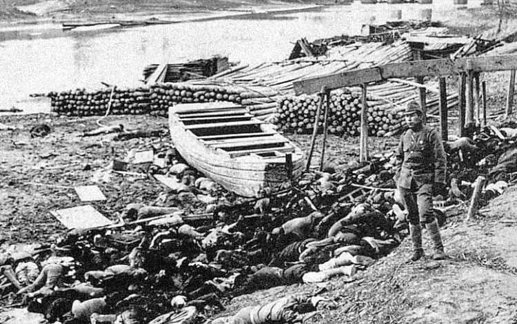 Pembunuhan Massal Terbesar Sepanjang Sejarah - Pembantaian Nanking