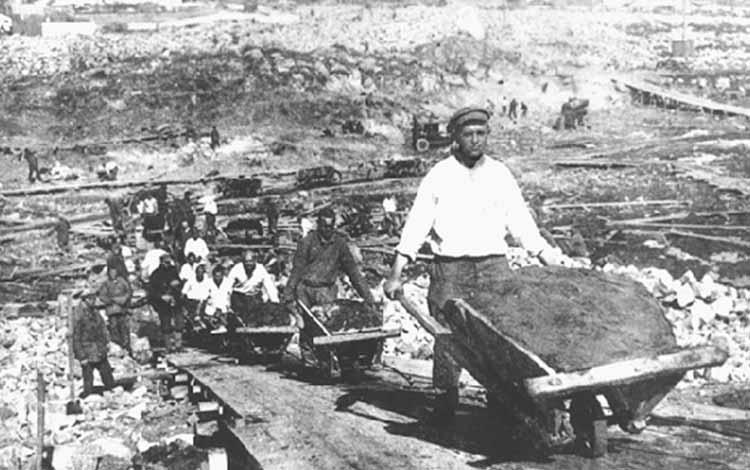 Pembunuhan Massal Terbesar Sepanjang Sejarah - Pembantaian Stalin