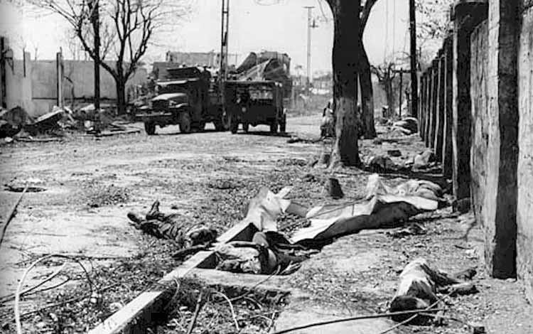 Pembunuhan Massal Terbesar Sepanjang Sejarah - Pembantaian di Manila
