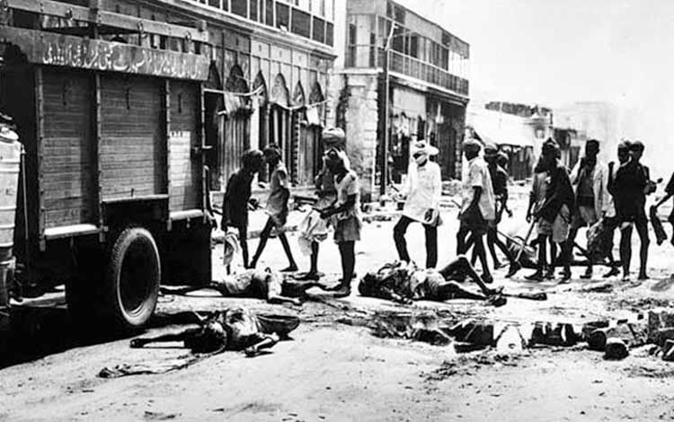 Pembunuhan Massal Terbesar Sepanjang Sejarah - Pemisahan India
