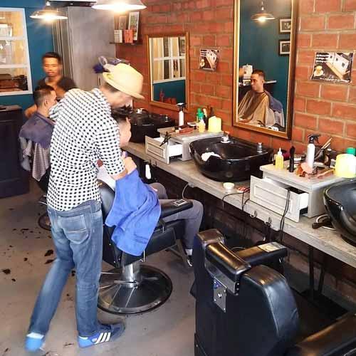 Rekomendasi Barbershop Yang Bagus Di Jakarta - Asgar Badass Barbershop