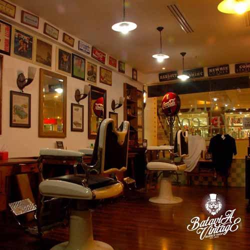 Rekomendasi Barbershop Yang Bagus Di Jakarta - Batavia Barbershop