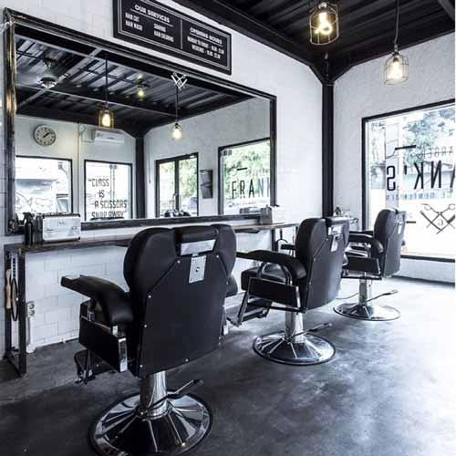 Rekomendasi Barbershop Yang Bagus Di Jakarta - Frank's Barbershop