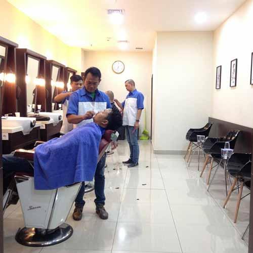 Rekomendasi Barbershop Yang Bagus Di Jakarta - Paxi Barbershop