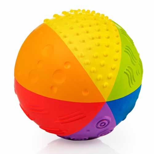 Rekomendasi Mainan Edukasi Untuk Bayi 6- 12 Bulan - Bola