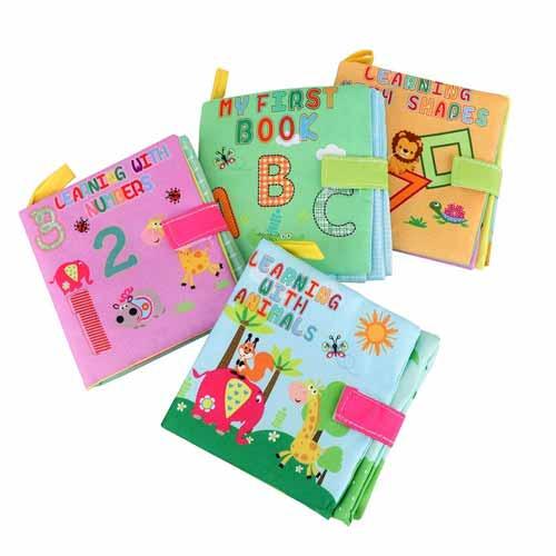 Rekomendasi Mainan Edukasi Untuk Bayi 6- 12 Bulan - Buku Bayi