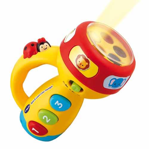Rekomendasi Mainan Edukasi Untuk Bayi 6- 12 Bulan - Mainan Lampu