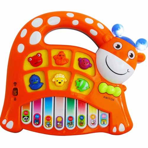 Rekomendasi Mainan Edukasi Untuk Bayi 6- 12 Bulan - Mainan Putar Musik