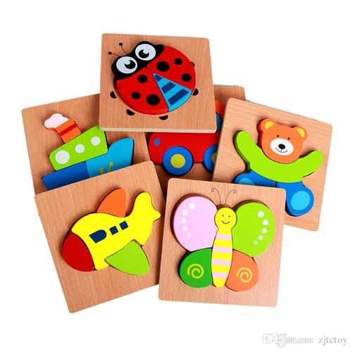 Rekomendasi Mainan Edukasi Untuk Bayi 6- 12 Bulan - Puzzle