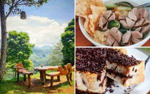 Restoran Dengan Nuansa Alam Di Bandung - Cafe D'Pakar