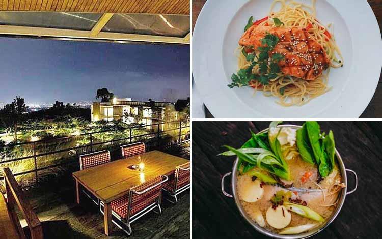 Restoran Dengan Nuansa Alam Di Bandung - Maja House