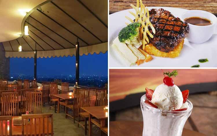 Restoran Dengan Nuansa Alam Di Bandung - Stone Cafe