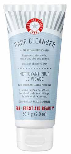 Sabun Wajah Yang Bagus Untuk Kulit Sensitif - First Aid Beauty Face Cleanser