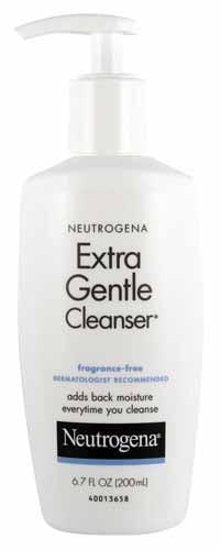Sabun Wajah Yang Bagus Untuk Kulit Sensitif - Neutrogena Extra Gentle Cleanser