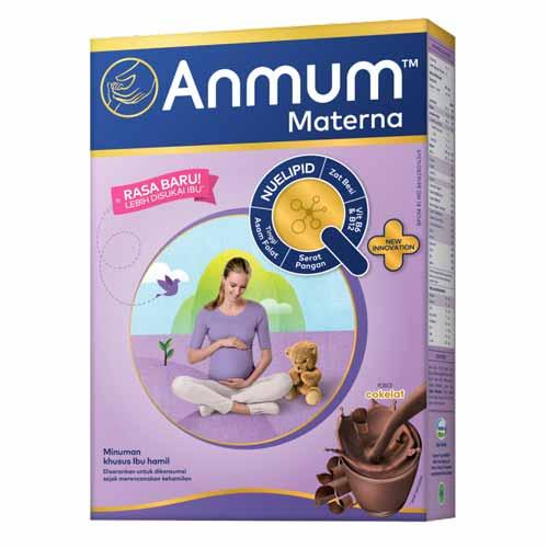 Susu Untuk Ibu Hamil Yang Bagus - Anmum Materna