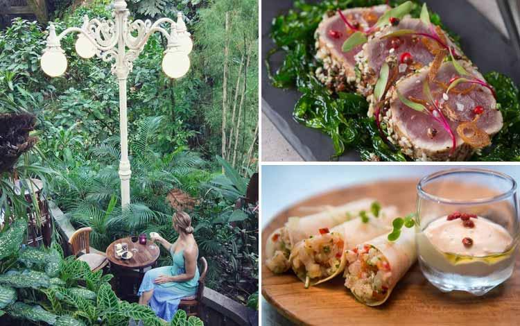Tempat Makan atau Restoran Dengan Nuansa Alam Di Bali - Bridges Bali
