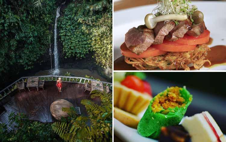 Tempat Makan atau Restoran Dengan Nuansa Alam Di Bali - Kepitu Restaurant