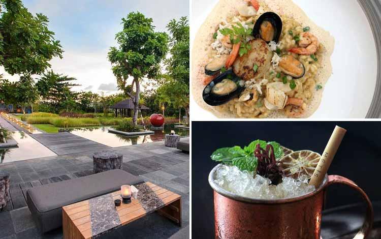 Tempat Makan atau Restoran Dengan Nuansa Alam Di Bali - Metis Restaurant